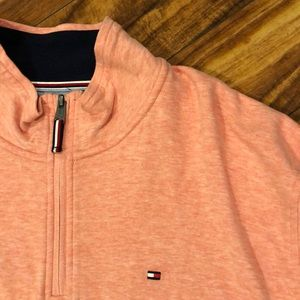 Tommy Hilfiger 1/4 zip up pullover
